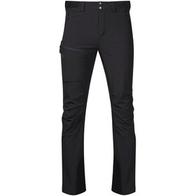 Bergans M's Breheimen Softshell Pants Black/Solid Charcoal